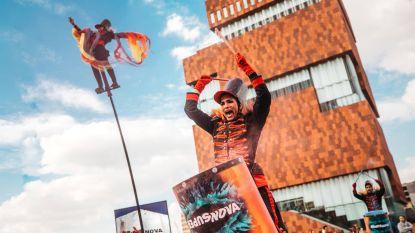 Techfestival SuperNova blijft in Antwerpen