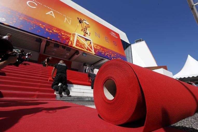 Voorlopig gaat het filmfestival van Cannes door zoals gepland.