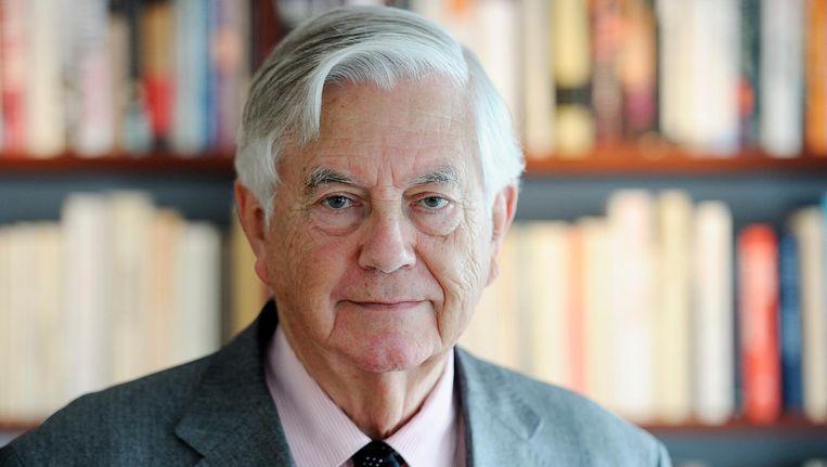 Portret van Frits Bolkestein, 12 september 2011. Beeld anp
