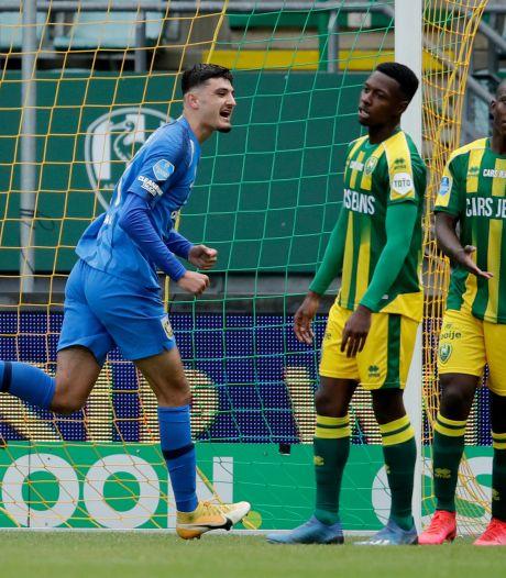 Broja houdt Vitesse op koers na rode waas Tannane