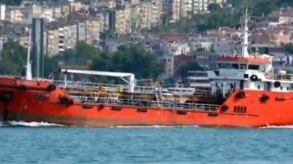Door migranten gekaapt schip veilig in Malta na verovering marine