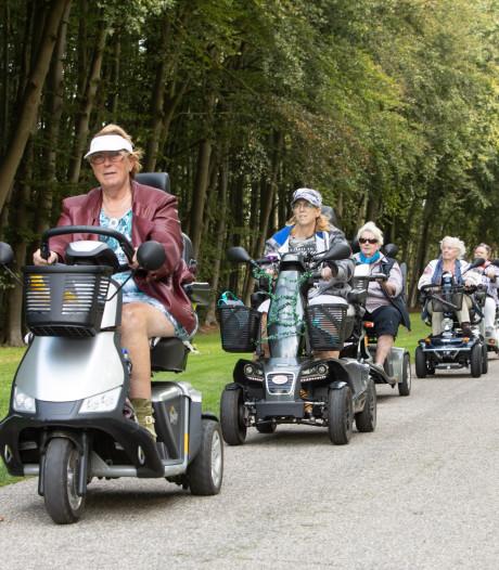 Gehandicaptenplatform Hellendoorn: 'Houdt meer rekening met scootmobiel'