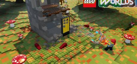 LEGO Worlds stikt van de schoonheidsfoutjes