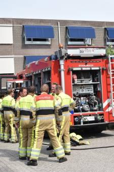 Zorgcentrum Haaften ontruimd vanwege brand, medewerkster gewond