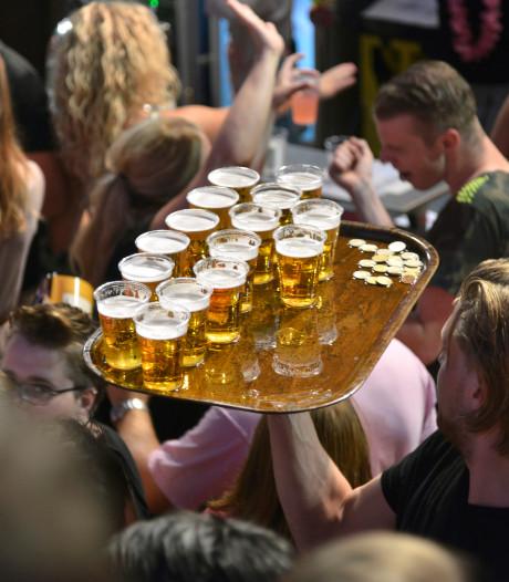 Vierdaagsefeest energieneutraal met 50.000 biertjes