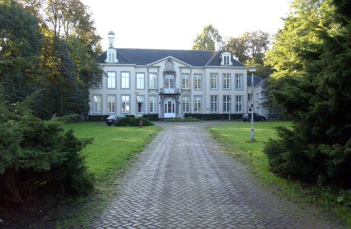 Kasteel Boekenberg in Deurne.