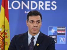 Sanchez chargé de former le nouveau gouvernement espagnol