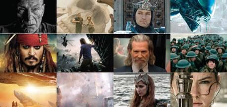 Nieuwe films in 2017
