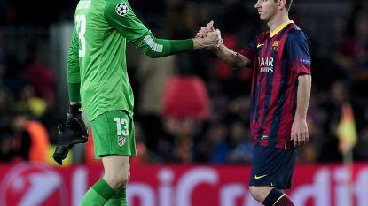 Deze opvallende statistieken bewijzen dat Chelsea en Courtois niet de favoriete tegenstanders zijn van Lionel Messi