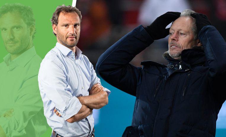 Michel Preud'homme zal in zijn tweede jaar bij Standard wellicht geen prijs pakken.