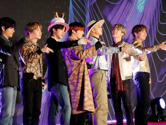 """Populaire K-popboyband BTS verwikkeld in politiek spel: """"Chinese fans zijn razend"""""""