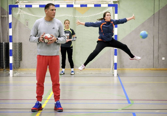 Mohsen Daghrir, coach United Breda.