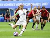 Topfavoriet VS ontsnapt op WK dankzij twee rake pingels