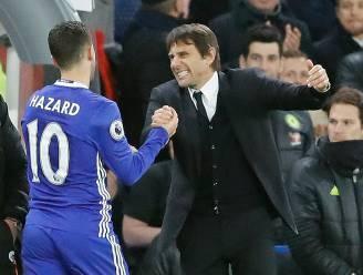 Inter-Real is ook het weerzien van twee tegenpolen: waarom Conte straks Hazard hartelijk de hand zal schudden