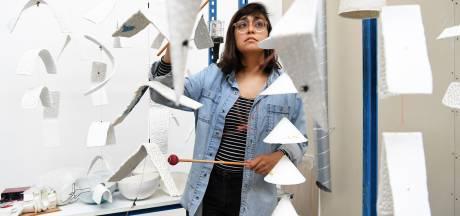 Buitenlandse kunstenaars in quarantaine in Oisterwijk: 'Veilig, maar soms ook best stressvol'