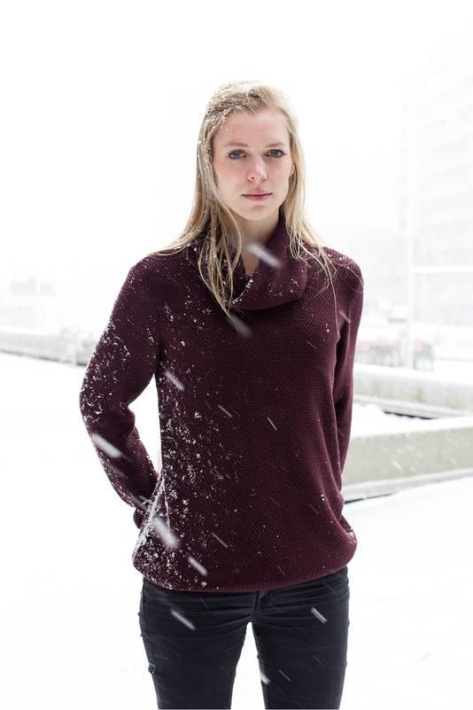 Eva van der Post.