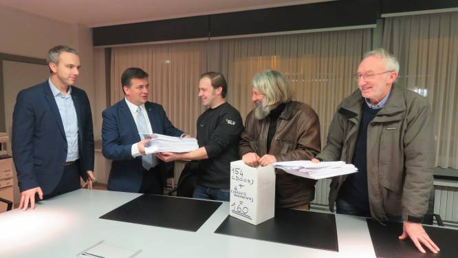 Nieuwe vergunningsaanvraag voor winkelcentrum op Creasite: actiecomité Leefbaar Schiervelde verzet zich opnieuw