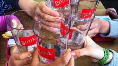 Melle vraagt herbruikbare bekers via groepsaankoop Verko