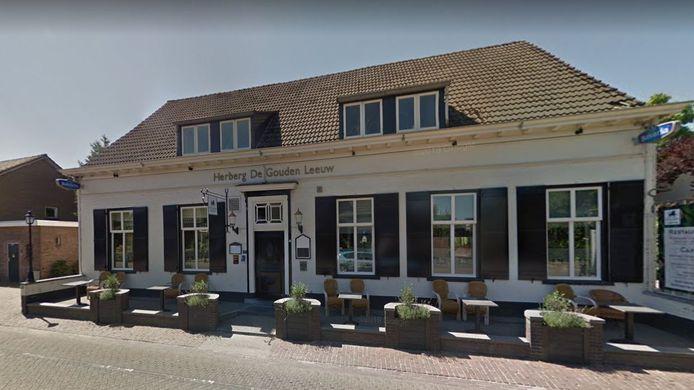 Herberg De Gouden Leeuw in Berlicum werd failliet verklaard.