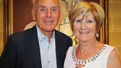 Emiel en Linda zijn halve eeuw gehuwd