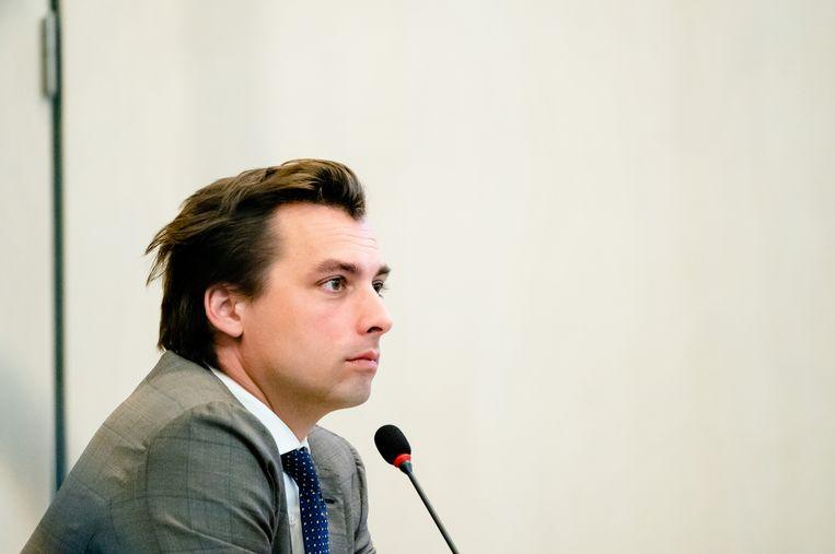 Thierry Baudet (FvD). Beeld Hollandse Hoogte /  ANP