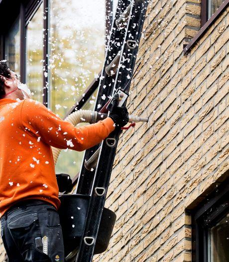 In Bronckhorst kunnen 7000 huishoudens gratis een warmtefoto laten maken om gaten in de isolatie op te sporen