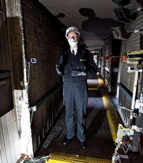 Schuylenburcht in Oudewater even proeftuin voor brandveilig wonen door ouderen