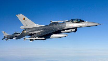 Belgische F-16's gaan opnieuw Baltisch luchtruim verdedigen