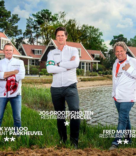 Wat doen drie Rotterdamse sterrenchefs op de camping in Otterlo? 'De eerste dag was binnen een uur uitverkocht'