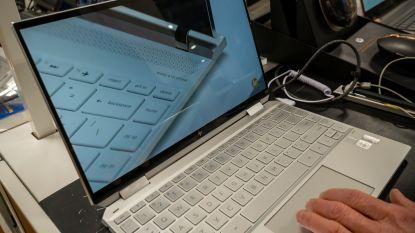 Laptops en gratis internet voor leerlingen uit kwetsbare gezinnen