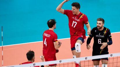 Red Dragons overklassen Spanje en blijven na drie duels autoritair ongeslagen