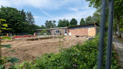 Oude kleuterschool Pius X is weg: nieuwbouw opent op 1 september 2020