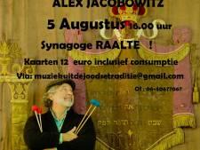 In synagoge Raalte klinkt weer jiddische muziek
