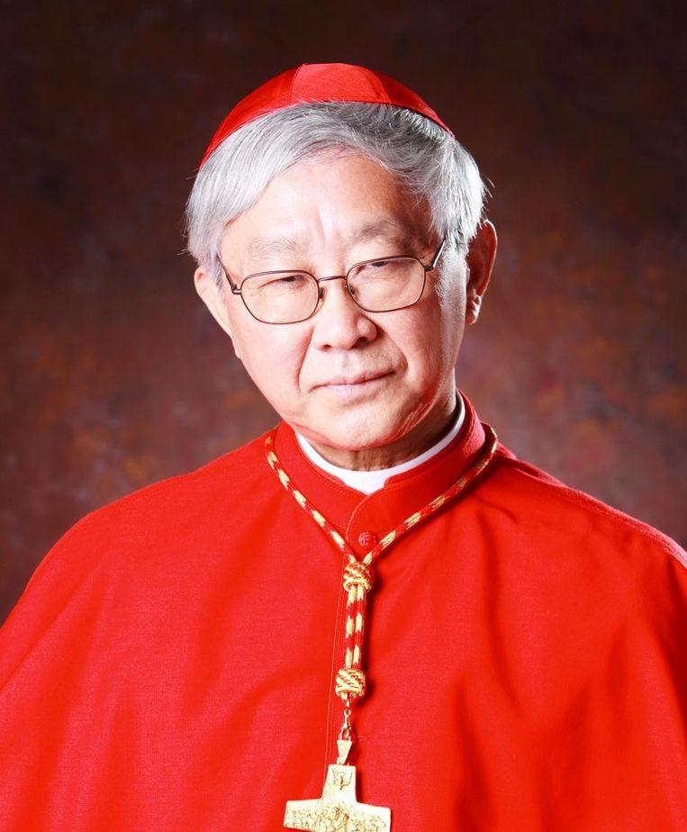 Kardinaal Joseph Zen Ze-kiun Beeld x