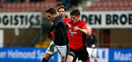 Helmond Sport vooralsnog niet verder met De Louw, Vits, Koolhof en Poelmans