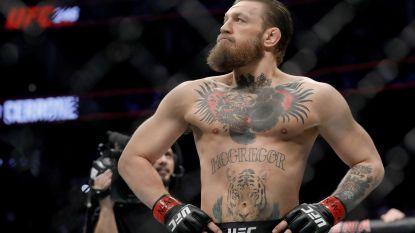 """McGregor vertelt in nieuw bericht dat zijn tante toch niet stierf aan coronavirus: """"Maar we zullen er wel door geconfronteerd worden"""""""