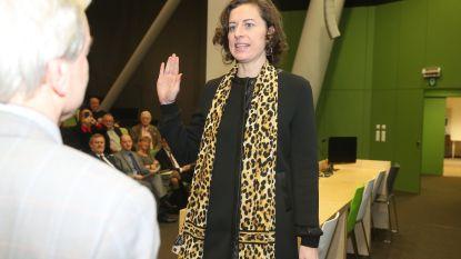 Burgemeesters leggen eed af: primeurs voor Horebeke, Zwalm en Kruisem