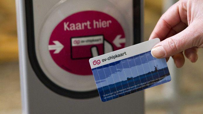 OV-chipkaart.