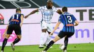 Lukaku en Inter zijn vicekampioen na zege op het veld van concurrent Atalanta