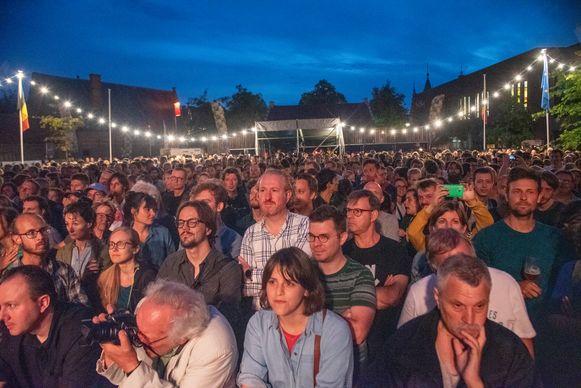 Het Dioniss-festival zorgt steevast voor gezelligheid en veel volk in Sint-Denijs-Westrem