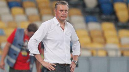 Football Talk. Coach Dinamo Kiev krijgt C4 na CL-exit - Mbokani traint apart bij Antwerp - Zaniolo tot 2024 bij AS Roma