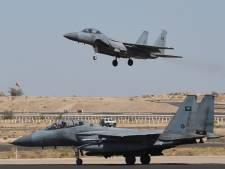 Saudi-Arabië haalt drones Jemen neer: vijf gewonden door wrakstukken