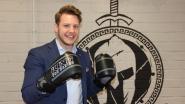 """Schepen Aaron Demeulemeester stapt opnieuw in de boksring: """"Bewijzen dat boksen niets negatiefs is"""""""