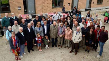 Ook familie van André opent Goossensstraat