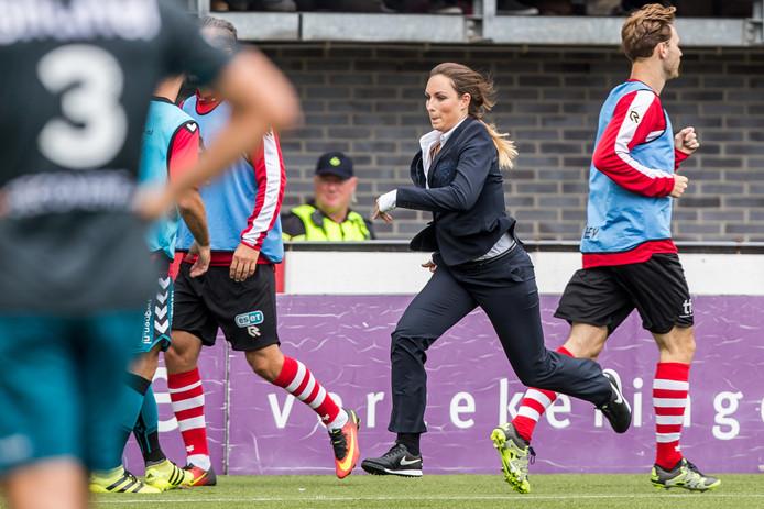 Clubarts Suzanne Huurman verlaat GA Eagles en verkast naar PSV.