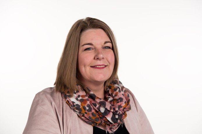 Wethouder Janine Spoor van Asten.