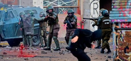 Chileense president veroordeelt buitensporig politiegeweld