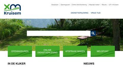 Nieuw infoblad heet XM info en Kruisem.be vervangt oude gemeentelijke websites van Zingem en Kruishoutem