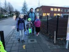 Gevaarlijke verkeerssituatie bij school wordt aangepast... maar wel pas over paar maanden