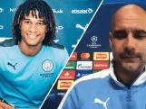 Guardiola 'verwelkomt' Aké bij Manchester City